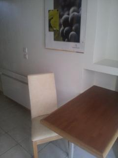 The Dining Table To Seat Two