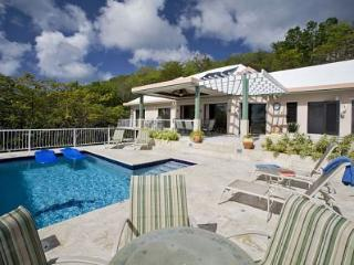 Villa Allesandra - great views - sunsets - all AC - tropical setting