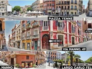 Apartment Via Manno, Cagliari