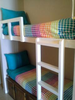 Bunk Beds in Hallway,perfect for kiddos