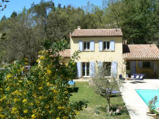 Individual Villa, private pool, garden, horses, St-Raphaël