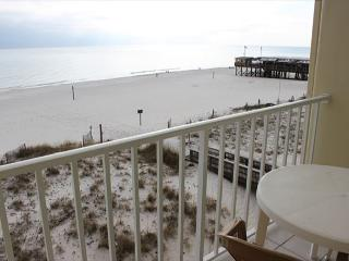 Direct Gulf Front  2 Bdr / Bth, Gulf Shores