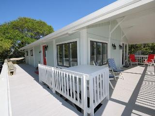 Bocce Cottage - Great sound view house with large porches and a bocce court, Wrightsville Beach