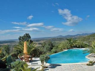 Villa in South France with Infinity pool, Faugeres