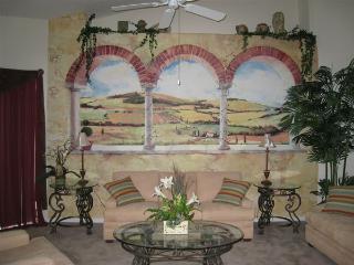 Tuscan Hills Resort Disney Villa 3 Bedroom, Davenport