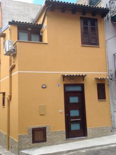 Casa Mariuzza: splendido bilocale, vicino al mare, Capaci