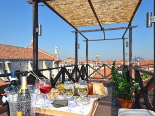 Cà Pesaro Terrace, Venice