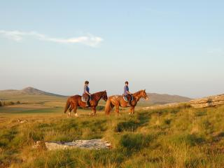 Hallagenna Riding and Cottage Holidays, Bodmin