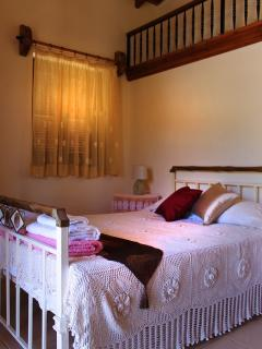 Third Bedroom with Single Bed on Ledge