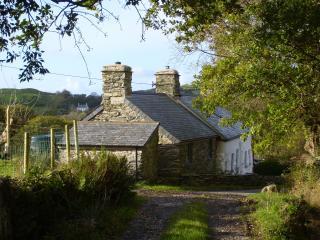 Tyn Llech on the Wern Estate