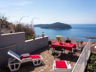 Apartments Rebecca - Two Bedroom Apartment with Terrace and Sea View, Dubrovnik