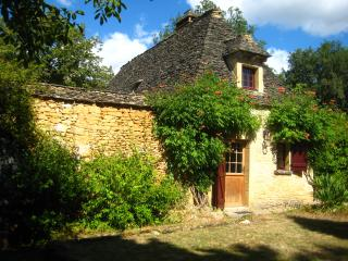 Lovely cottage with 11 x 5m private pool and WIFI, Thonac