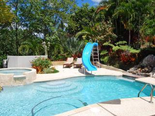 Jardines Ocean Villa montaña piscina climatizada con vistas, Canovanas