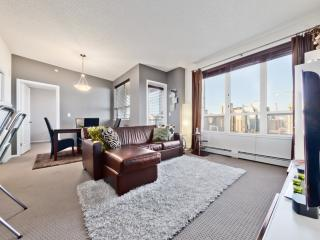 Chic Highrise with Great DT Views, Calgary