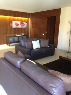 Loung Area with Double Sofa Bed