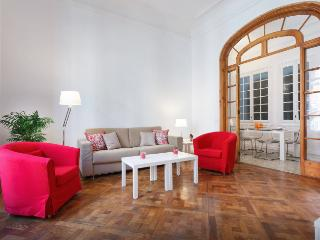 beautiful apartment in the heart of the city, Barcelona