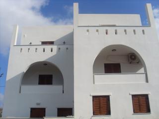 Perseas, Cidade de Naxos