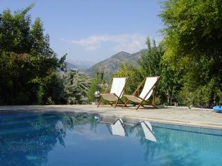 Hayal Ev boutique villa w. pool in Yesil Uzumlu