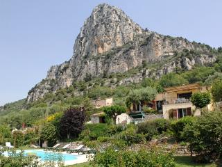 Sea View of Cote D'Azur, Superb Pet-Friendly Villa, Saint-Jeannet