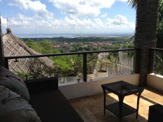 Huge 5 bed spa villa - G8 views/b'fast + BBQ incl, Jimbaran