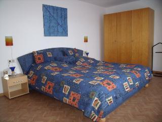 Vacation Apartment in Neuried (Baden) - 592 sqft, 1 bedroom, max. 4 people (# 7031)