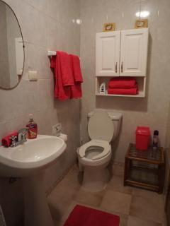 Ground floor full bath