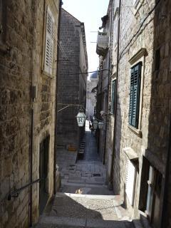Cittadella-view from the house Cittadella. 50 meters to Stradun Promenade.