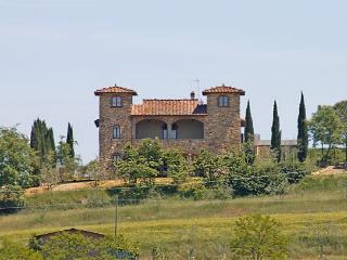 Villa Petrea 18 posti letto, Bucine