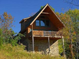 A Moonlight Ridge a perfect cabin to watch the moon over the Smoky Mountains, Sevierville