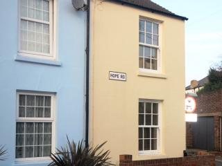 An outstanding holiday home with parking, Deal