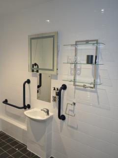 DDA wetroom