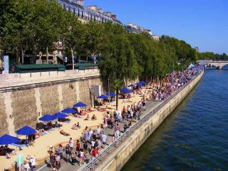1 BR ST GERMAIN APT WITH HUGE TERRACE~LOVELY VIEWS, Parigi