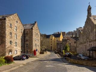 Dean Village apartment