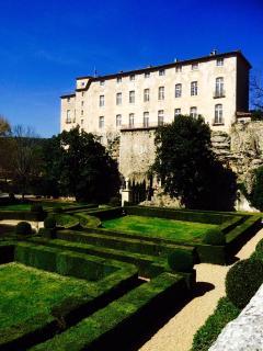 Chateau d'Entrecasteaux