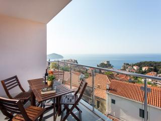 Villa Ankora-One Bedroom Apartment with Balcony and Sea View 2, Dubrovnik