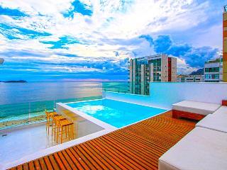 Incredible Ipanema 3 Suite Triplex Penthouse