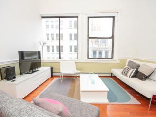 Tribeca 4-bed room massive apt, Nova York