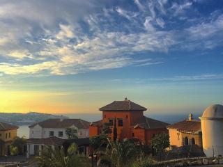 Balcon de Cerro Gordo. WiFi