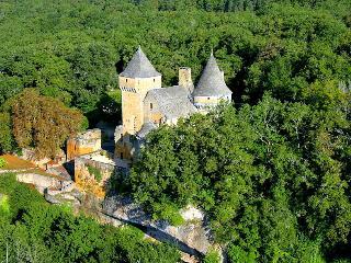Château De Lauzel, Proissans