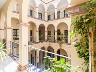 Apartamento 2D Zona monumental Parking Disponible, Sevilla