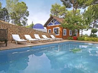 4 bedroom Villa in Cala Vadella, Balearic Islands, Spain : ref 5049314