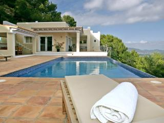 4 bedroom Villa in Es Cubells, Balearic Islands, Spain : ref 5583626