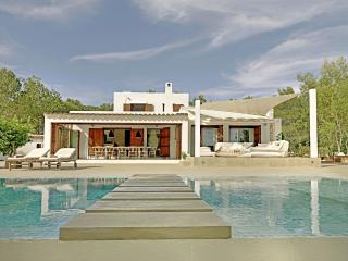 6 bedroom Villa in Es Cubells, Balearic Islands, Spain : ref 5049307