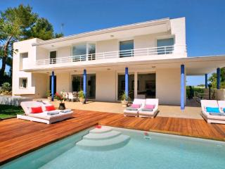 5 bedroom Villa in Cala d'en Bou, Balearic Islands, Spain : ref 5049306