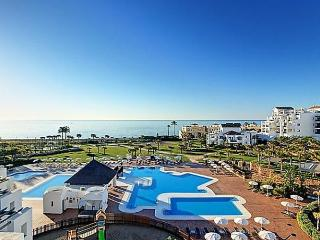 In a frontbeach luxury Resort, Estepona