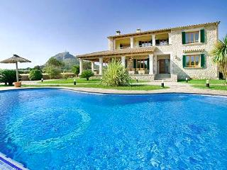 Villa Amarille, Alcudia
