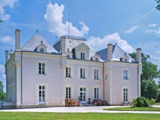 7 bedroom Chateau in Morisseau, Pays de la Loire, France : ref 5049837