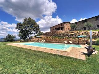 Villa Olmetti, Preggio