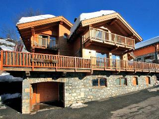 6 bedroom Chalet in Meribel, Auvergne-Rhone-Alpes, France : ref 5669649