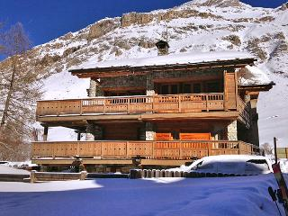 Chalet Roseraie, Val d'Isere